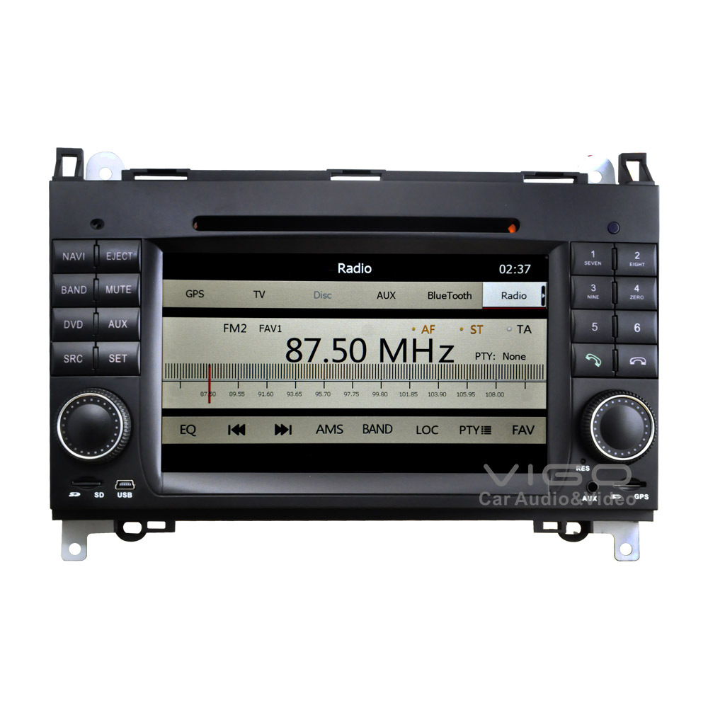 car stereo gps navigation for mercedes benz a b class. Black Bedroom Furniture Sets. Home Design Ideas
