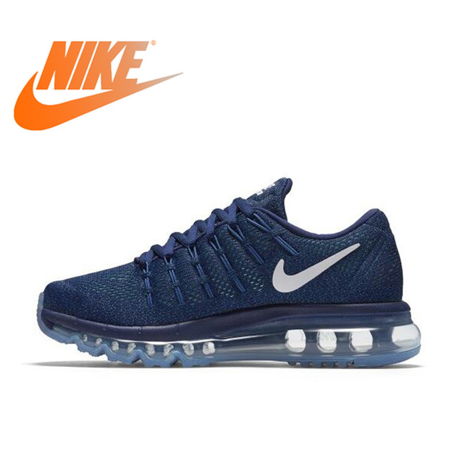 Original NIKE Breathable AIR MAX Women s Running Shoes Sports Sneakers  Outdoor Walking Jogging Sneakers Comfortable 806772 c07c95f30842