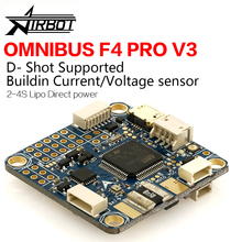 Omnibus F4 pro V3 control Airbot Authentic drones with rc plane for Camera controlador helicopter for