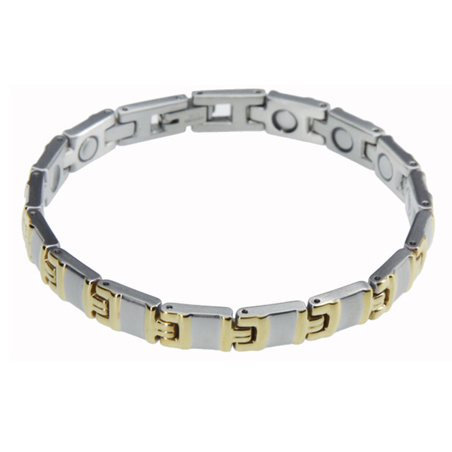 stainless steel full magnetic classic necklace