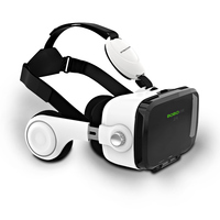 Bobovr Z4 VR Box 3D Glasses Virtual Reality Mini Google Cardboard Helmet VR Glasses Headsets BOBO VR for 4 6 inch Mobile Phone