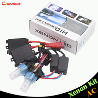 H8 H9 H11 55W HID Xenon Kit Lamp Ballast 3000K 4300K 6000K 8000K Replacement Car Fog