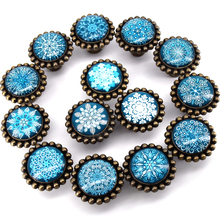 1x antique crystal single hole funiture Handles American retro snowflake paintings cabinets wardrobe drawers door knobs