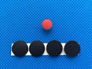 Image 4 - 4 pz/set Nuovo Piedini In Gomma per Lenovo ThinkPad X1 Carbonio Gen 2 3 MT: 20A7 20A8 20BS 20BT Base Inferiore della Copertura Del Piede con TrackPoint