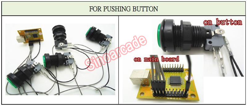 for pushbutton S