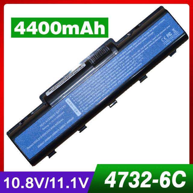 4400 mah bateria do portátil para acer bt.00603.076 bt.00603.077 4732z 5332 5335 5516 5517 5532 tr85 tr86 tr87 as09a75 as09a78 as09a90