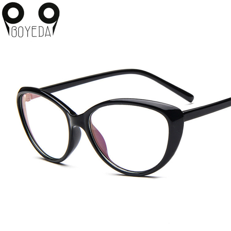 العلامة التجارية مثير سيدة نظارات الفراشة شكل قوي الساقين النظارات ...