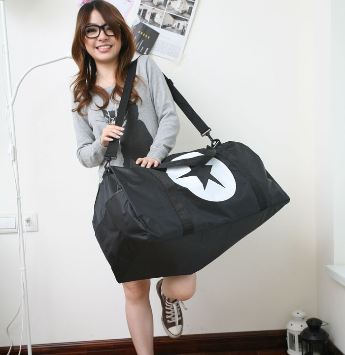 bolsaagem bolsa portátil grande estrela Tipo de Ítem : Travel Bags
