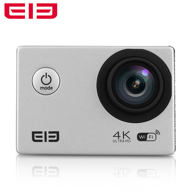 Sport Camera Elephone ELE Explorer 2 inches 4K Ultra HD 170 Degree Wide View Angle WiFi with 16.0MP Image Sensor Action Camera