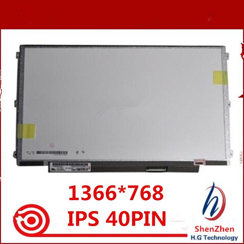 12.5 ''IPS LED LCD écran affichage LP125WH2-SLB1 LP125WH2 SLB1 LP125WH2 SLB3 Pour Lenovo U260 K27 X230 X220 X220i X220T X201T