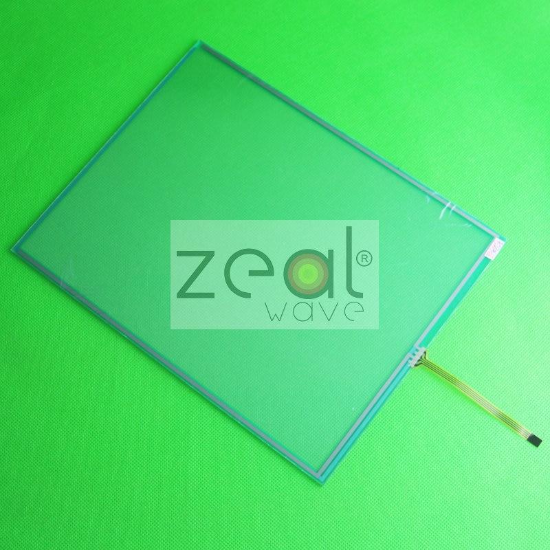 10pcs/Lot New Arrival N010-0554-X225/01 FUJITSU 4 Wire10.4 Touch Screen Glass 10 4 4 n010 0554 x122 01 3g