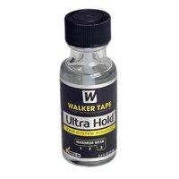 0,5 FLÜSSIGUNZE (15 ml) Ultra Halten Haar System Klebstoff Pinsel-auf Beruf Haar Kleber Für Spitzeperücke/toupet Haar Weich-kontaktbindung Klebstoffe