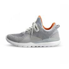 2017 Original Xiaomi / Freetie Smart 90 Bluetooth 4.0 English APP Comfortable Upper And Durable Sole Running Sneakers Shoes Grey