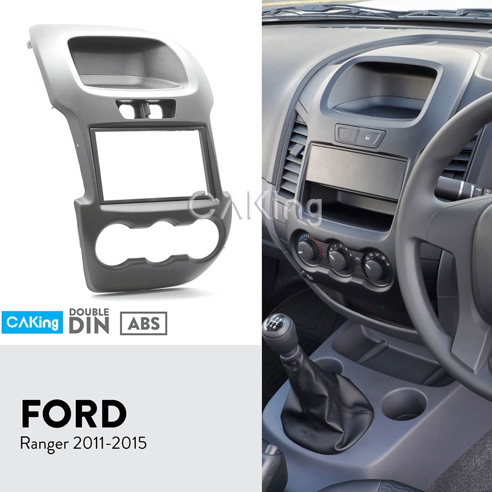 Fascia For Ford Ranger dash kit facia adapter radio panel cover trim face plate