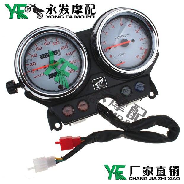 Motorcycle Speedometer Tachometer speedo clock instrument for 1992-1999 for Honda Hornet 250
