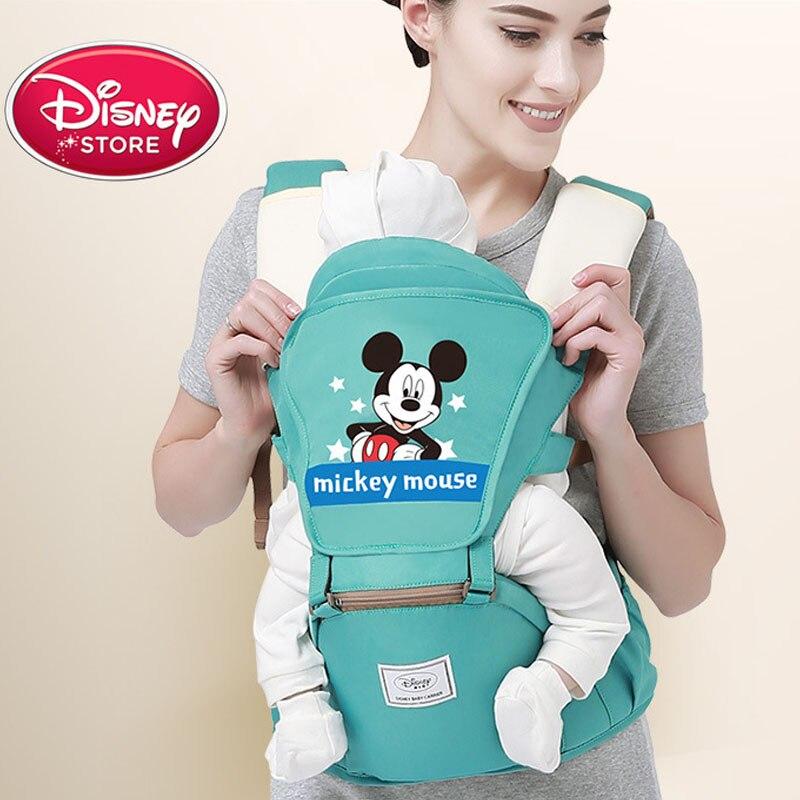 Disney nouveau porte-bébé face à l'avant sac à dos à bandoulière taille basse pour bébé