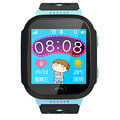 Touch screen smart card alarm flashlight calls children's sports history and positioning of electronic watches