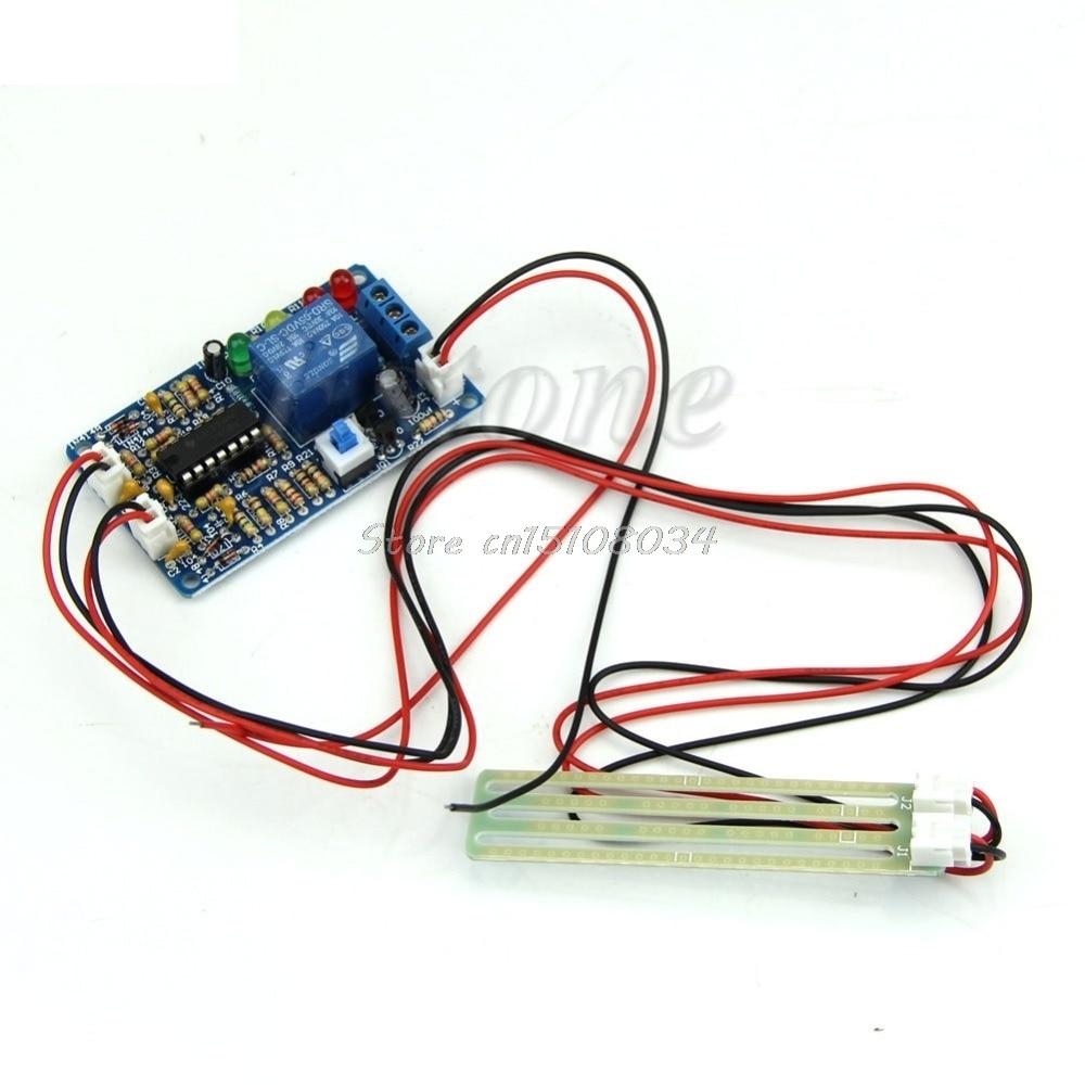 Контроллер уровня жидкости модуль уровня воды датчик обнаружения S08 и Прямая поставка