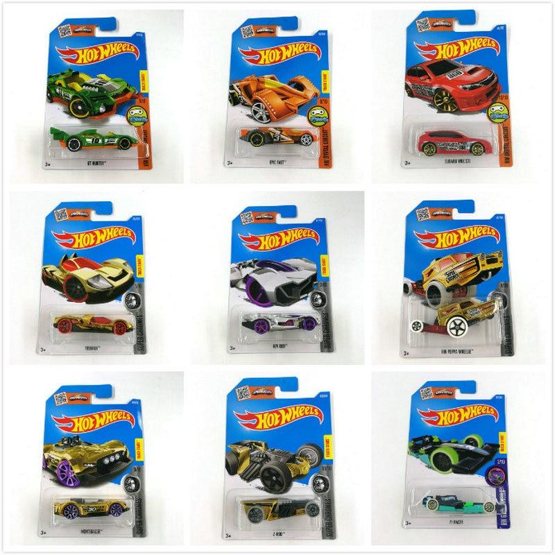 Hot Wheels 1:64 Sport Car 2016 Set Material de Metal Body Race Car - Vehículos de juguete para niños - foto 2