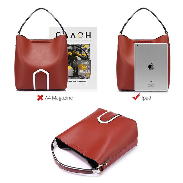 handbag high quality female shoulder crossbody