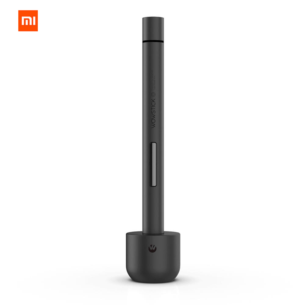 XIAOMI Mijia Wowstick 1F+ 64 In 1 Electric Screw Mi driver Cordless Lithium-ion Charge LED Power Screw mijia driver kit