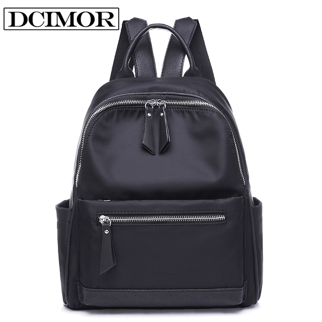 DCIMOR School Backpack for Teenage Girl Mochila Feminina Women Backpacks  Nylon Backpacks Travel Bag Girl Casual Backpack Mosaic 4ad311d8f0c7a