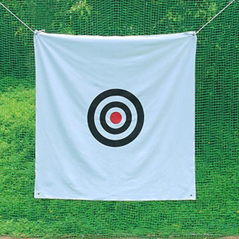 Golf Target Cloth Swing Hitting Cloth 1.5X1.5meter Stroke Practice Driving Range Goods Golf Pitch Target
