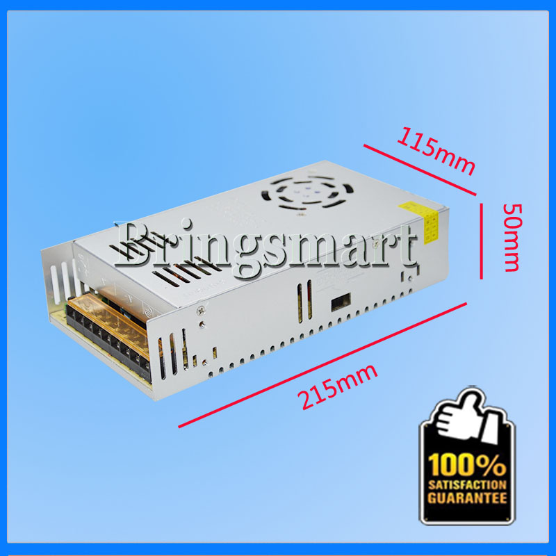 48V7.5A 10A, 8.3A Switching DC Power Supply Industrial Motor Laboratory Equipment DC transformer Free Shipping 48V power adpter 12v5a 10a 15a 16 5v 20a 30a switching dc power supply industrial motor laboratory equipment dc transformer 12v power adpter