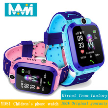 MMN YDS1 Child Smart watch IP67 Swim Touch Phone smart watch SOS Call Location Device Tracker Kids Safe Anti-Lost Monitor Child mindkoo df25 children smart watch ip67 waterproof baby phone watch sos call location device tracker kids safe anti lost monitor