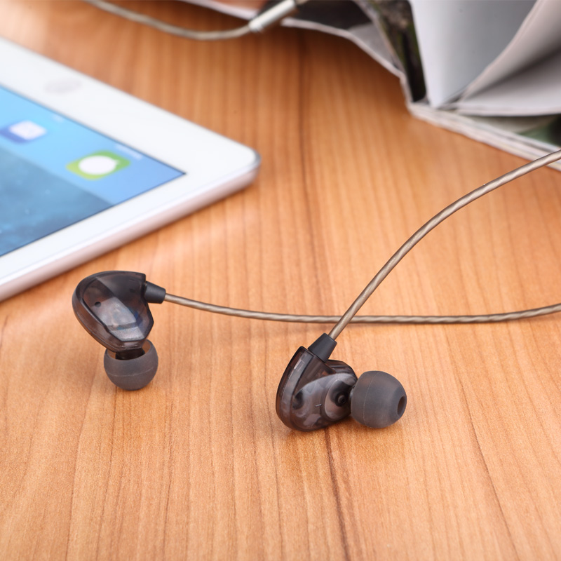 Ipsdi E05 Alta calidad Subwoofer Auriculares Tapones para los oídos - Audio y video portátil - foto 5