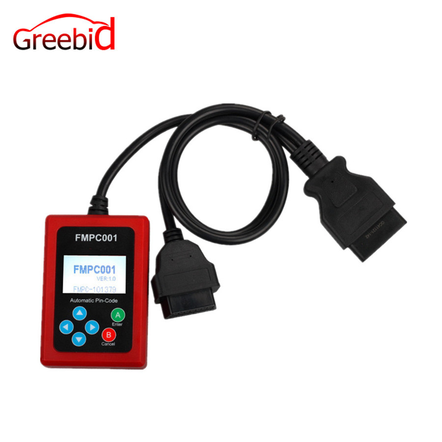 все цены на New FMPC001 for Ford/Mazda Incode Calculator V1.7 FMPC001 Pin Code Calculator Incode Diagnostic Tool Without Token Limitation онлайн