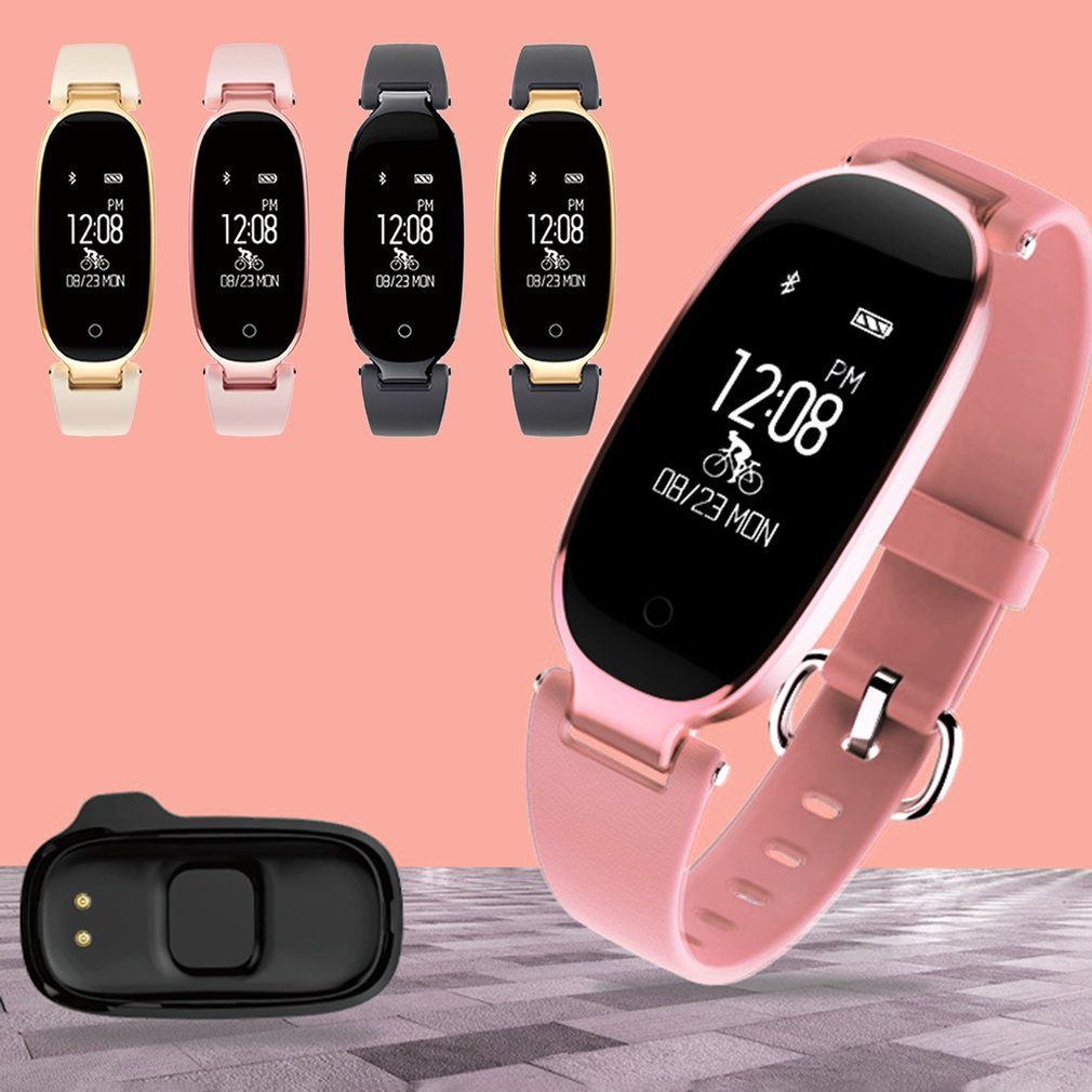 S3 Bluetooth Waterproof Smart Watch Heart Rate Monitor Fitness Tracker Smartwatch for Android IOS lemfo dm360 smart watch wearable devices bluetooth smartwatch heart rate monitor pedometer fitness tracker for ios android hot