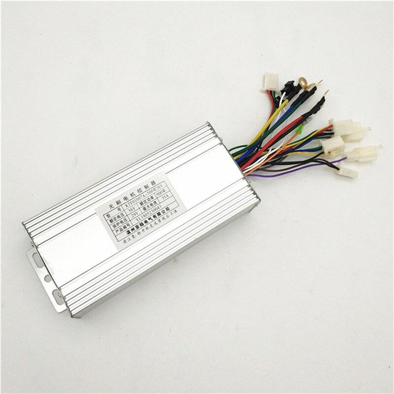 500 Watt 750 Watt 48 V BLDC Brushless DC Controller für BM1418ZXF - Radfahren - Foto 4