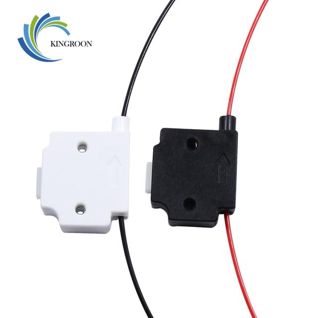 KINGROON 3D Printer Filament Break Detection Module With 1M Cable Run-out Sensor Material Runout Detector For 3D Printer Parts 2