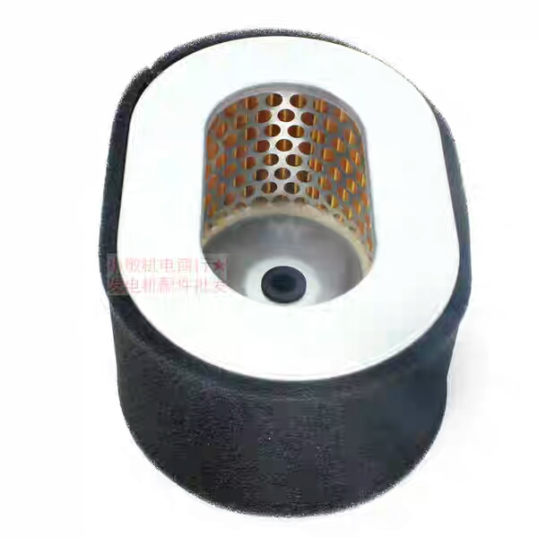 186F Diesel Air Filter FOR 5KW CHINESE 186F 186FA 188F DIESEL ENGINE FREE SHIPPING KAMA KIPOR AIR CLEAN ELEMENT BREATHING PARTS