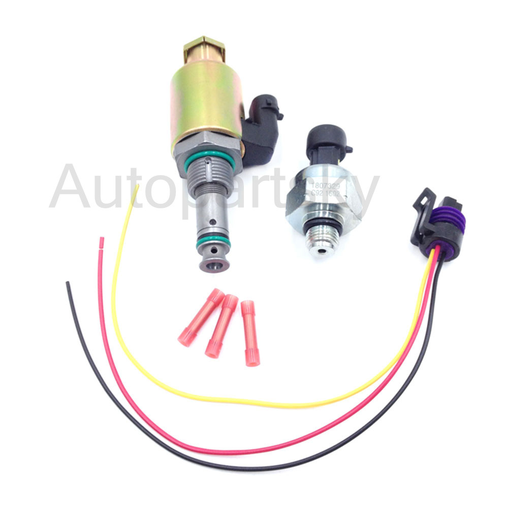 Fuel Injection Pressure Regulator Sensor Valve 1807329C92 F5TZ9C968A ICP IPR for Ford 7 3 For International