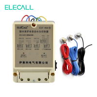 ELECALL EDF 96B AC380V Water Automatic Level Controller Electronic Water Liquid Level Detection Sensor Water Pump