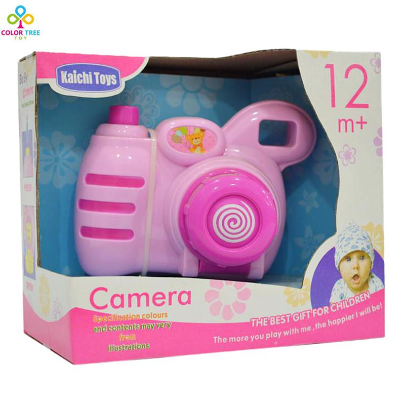 novedad moda mini cmara cmara de juguete para nios de regalo de cumpleaos divertido plstico de