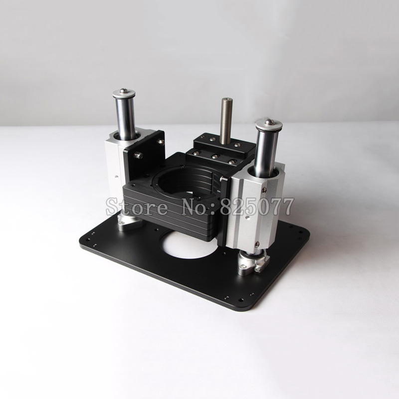 New woodworking diy tools heavy duty router lift with aluminium new woodworking diy tools heavy duty router lift with aluminium router insert plate jf1168 in tool parts from tools on aliexpress alibaba group keyboard keysfo Images