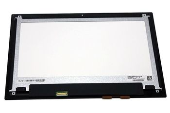 13.3'' LED Display Assembly For Dell Inspiron 13 7000 7347 LP133WH2-SPB1 Touch Digitizer LCD Screen