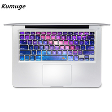 Colorful Starry Laptop Keyboard Sticker for Xiaomi Air mi 12 13 Painting Vinyl Decal Keyboard Skin for Xiaomi Air 12.5 13.3 Skin us laptop keyboard for xiaomi mi air 13 3 keyboard with backlight silver