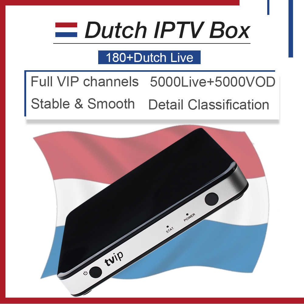 Detail Feedback Questions about Dutch iptv on TVIP 605 tv box with