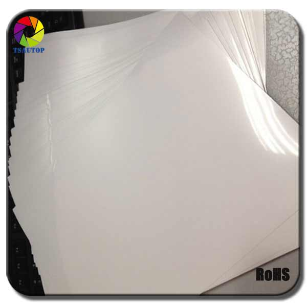Free Shipping 210mm*270mm Size/sheet Hydrographic Blank Film Printable Blank Water Soluble Film