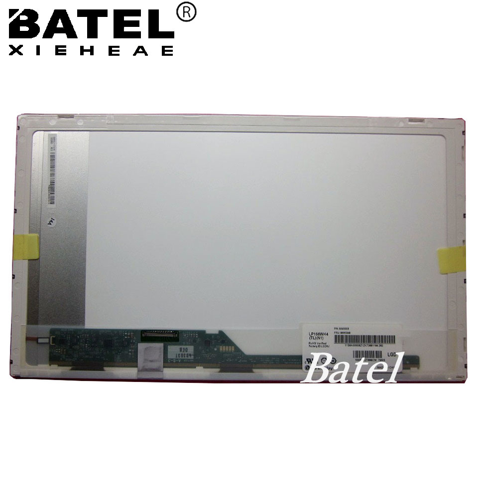 цена на LP156WH4 TL N1 New for Lenovo G580 G585 Screen Glossy LCD Matrix for Laptop 15.6 HD  1366*768  LED Display   Replacement
