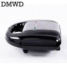 DMWD электрическая мини-печь для пирожных QQ яйца вафельница сэндвич кексы тостер для завтрака выпечки хлебопечки гриль 220-240 в ЕС вилка