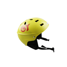 CE Certificate Portable Water Sports Helmet with ABS Outer Shell