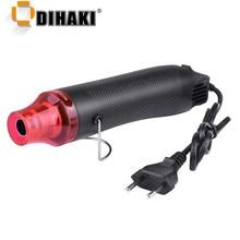 DIY tool heat gun 110V 220V DIY Using Heat Gun Electric Power Tool Hot Air 300W Temperature Gun with Supporting Seat Shrink