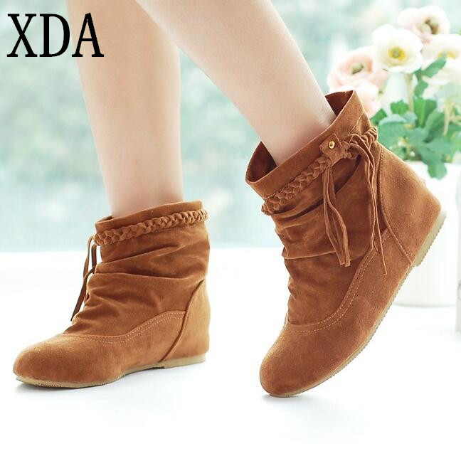 Online Get Cheap Wedge Boots for Girls -Aliexpress.com | Alibaba Group
