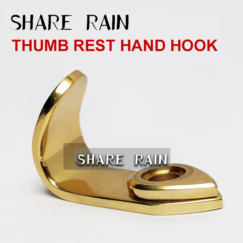 Share  Rain Sax Right Hand Metal Thumb Rest/hand  Hook