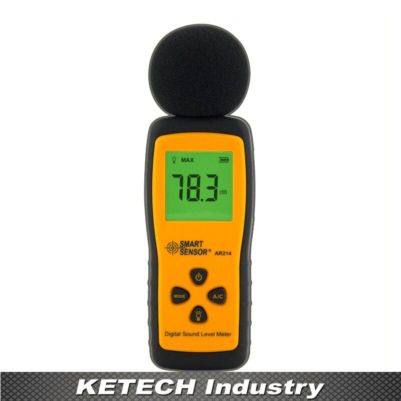 все цены на AR214 High Precision Digital Sound Level Meter онлайн
